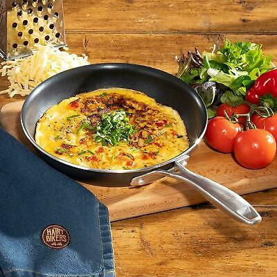 £22.29 • Buy Hairy Bikers CKW2086 24cm Aluminium Forged Frying Pan: Non Stick, Oven Safe