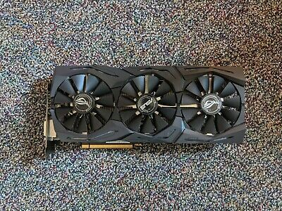 $ CDN990.91 • Buy ASUS GeForce GTX Strix 1080 Ti 11GB GDDR5X Graphics Card