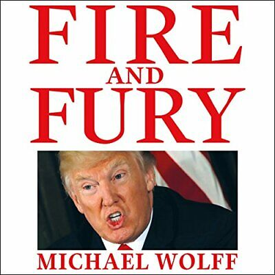 AU6 • Buy Fire And Fury By Michael Wolff