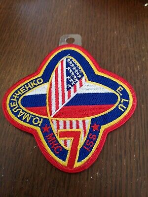 NASA Space Shuttle Astronaut Mission Patch STS Sts ISS • 3£