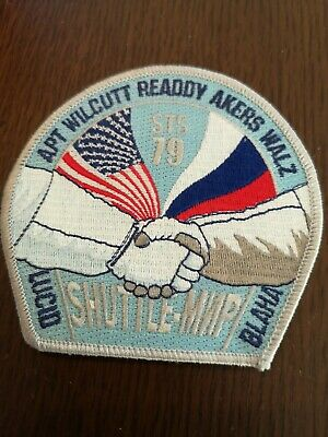 NASA Space Shuttle Astronaut Mission Patch Sts-79 Sts 79 • 3£