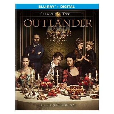 AU52 • Buy Sony Pictures Home Ent Br47632 Outlander-season 2 (blu Ray W/uv)