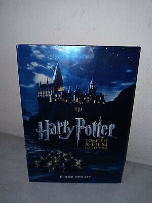 $ CDN12.05 • Buy Harry Potter: Complete 8-Film Collection DVD, 2011, 8-Disc Set With Outer Box