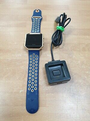 AU72.09 • Buy Fitbit Blaze Fitness Smart Watch With Charger