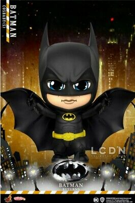 $ CDN49.09 • Buy Cosbaby, Batman Returns Figure, Batman With Open Cape, Hot Toys