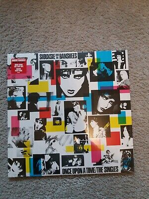 Vinyl 12  LP - Siouxsie And The Banshees - Once Upon A Time - Clear  - SEALED • 16£