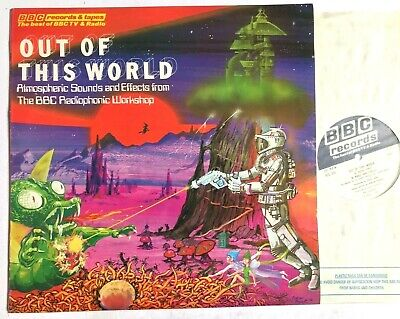 £12.99 • Buy BBC OUT OF THIS WORLD ATMOSPHERIC SOUND EFFECTS BBC Radiophonic Workshop