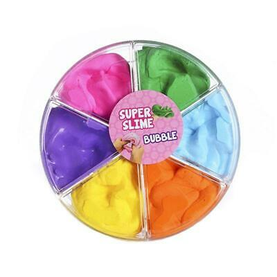 AU6.74 • Buy 6 Colors Fluffy Slime Cloud Slime Soft Clay For Kids DIY Toys Children Education