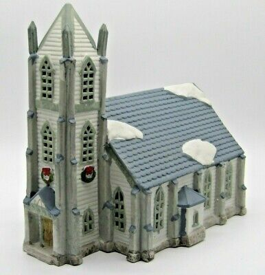 $ CDN25.80 • Buy LEMAX 1992 25045, Christmas Church, Cathedral - Hand Painted