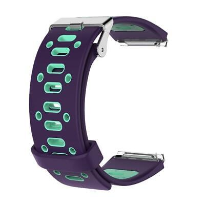 AU6.73 • Buy Multi-Color Sport Silicone Replacement Strap Band For Fitbit Blaze Smart Watch