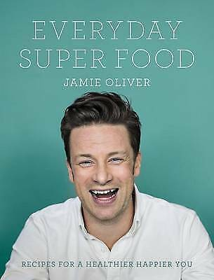 AU1.50 • Buy Everyday Super Food By Jamie Oliver (Hardback, 2015)