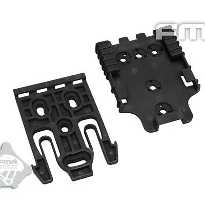 $ CDN1.26 • Buy QLS Kit Quick Locking System Buckle Clamp Lock For Safariland Holster