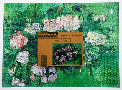 $ CDN7.06 • Buy Unicef Rompecabezas 1000 Piece Jigsaw Puzzle Missing 1 Piece Only