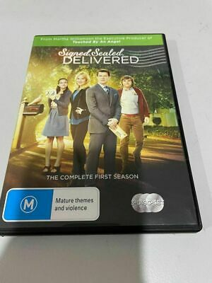 AU96.67 • Buy Signed Sealed Delivered Season 1 Very Good Condition Dvd Rare Oop  T600