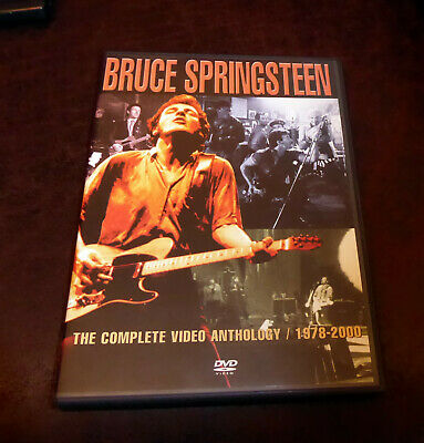 £4.49 • Buy Bruce Springsteen: The Complete Video Anthology - 1978-2000 [DVD], Excellent