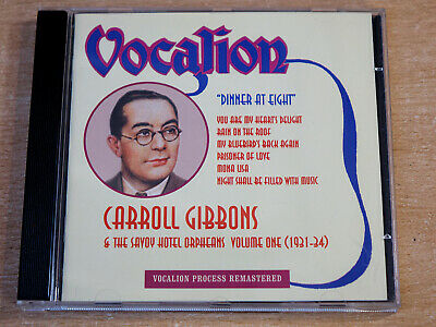 £9.99 • Buy Carrol Gibbons/Play Orchestra Play/2003 Vocalion 2003 CD Album