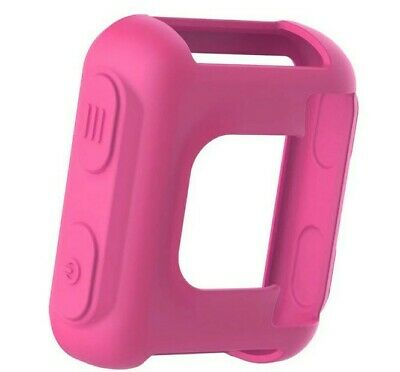 $5.49 • Buy New Garmin Forerunner 35 Watch Case Protective Silicone Cover Pink