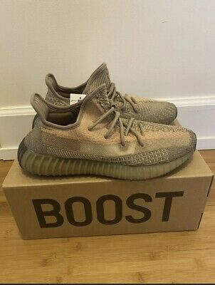 $ CDN218.46 • Buy Adidas Yeezy Boost 350 V2 Sand Taupe Size 10.5