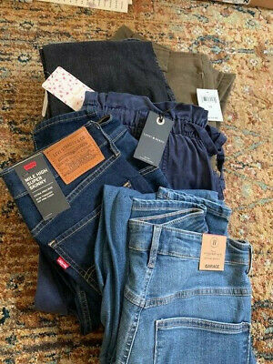 AU1.30 • Buy Huge Clothing And Accessory Lot (Most New With Tags) Ted Baker, Lucky, Adidas...