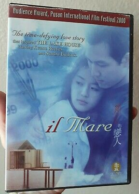 $35 • Buy Il Mare: A Love Story [DVD], Tested, Tai Seng 2006, NTSC, Widescreen
