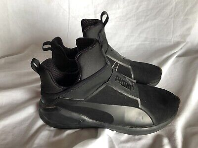 AU39.13 • Buy PUMA Fierce Women Athletic Cross-Trainer Sneaker Black Sz 9 EUC Free Ship