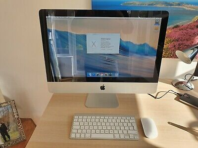 Apple IMac 21.5 Mid 2011, 2.5Ghz Core I5, 4GB RAM, 500GB Hard Drive (A1311) • 99£