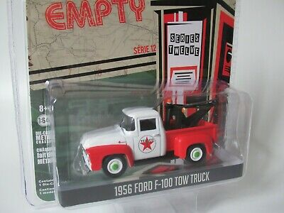 £11.90 • Buy GREENLIGHT, 1:64 Scale, 1956 FORD F-100 RECOVERY TOW TRUCK, TEXACO, CLASSIC VAN