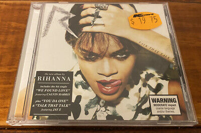 AU1.99 • Buy Rihanna - Talk That Talk CD 2011