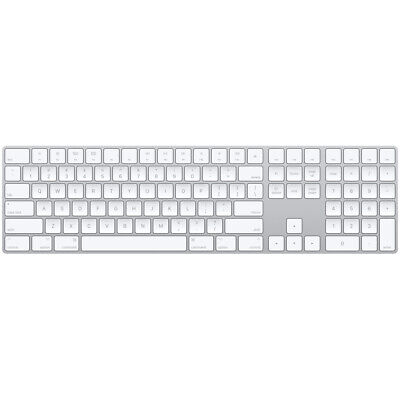 $ CDN100.26 • Buy Apple Magic Model A1843 Wireless Keyboard With Numeric Pad - Silver Tested/Work