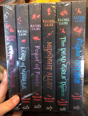 £18.50 • Buy New • Morganville Vampires Collection -6 Books Set By Rachel Caine(Glass Houses)
