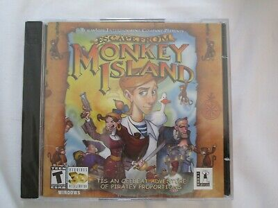 £11.34 • Buy Escape From Monkey Island PC Brand New Sealed