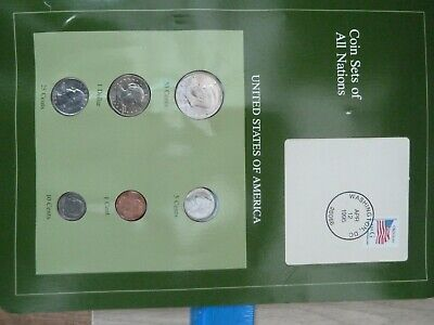 Coin Set Of United States Of America Fdc? With 1979 Dollar • 29.99£