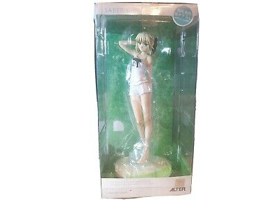 Fate / Stay Night Saber Summer Ver. 1/8 Scale PVC Figure From Japan - USED • 34£