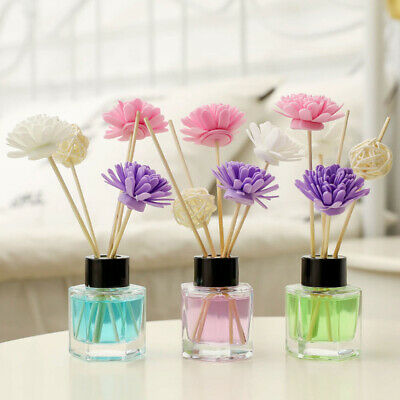 AU10.81 • Buy Replacement Gifts Reed Rattan Sticks Set Home Decor Aroma Diffuser Fragrances