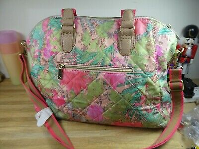 £24.99 • Buy Gorgeous Oilily Large Handbag / Weekend Bag, Perfect For The Summer!