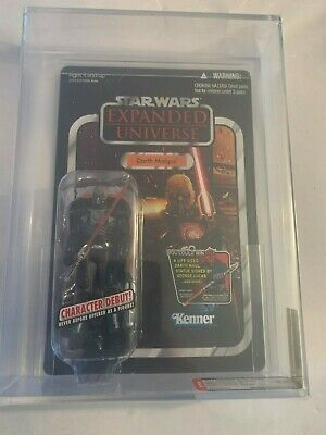 £218.26 • Buy Star Wars Expanded Universe The Vintage Collection Darth Malgus VC96 AFA 9.0