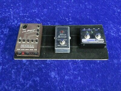 $ CDN250.63 • Buy Lot Of 3 Guitar Footswitch/Pedals Ser#isi9312-18 Mesa Boogie/LR Baggs Etc.