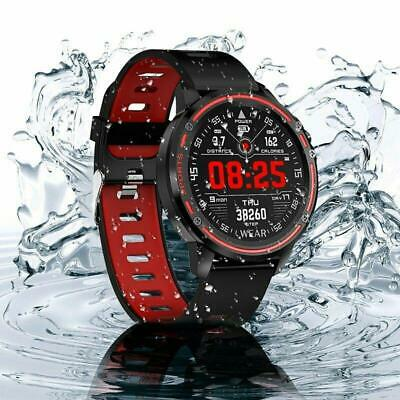 AU35.76 • Buy L8 Smart Watch Bluetooth Heart Rate Monitor Waterproof For Android IOS