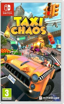 £16.99 • Buy Taxi Chaos (Switch) Brand New & Sealed Free UK P&P