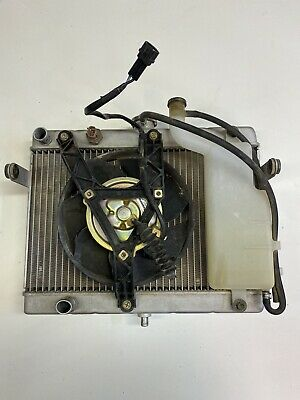 $169.44 • Buy 05 Suzuki King Quad 700 Radiator And Electric Cooling Fan Coolant Reservoir