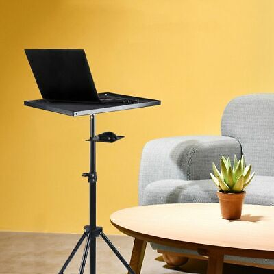 AU54.01 • Buy Tripod Stand For Notebook / Laptop Projector / Adjustable Height 69-190CM & Tray