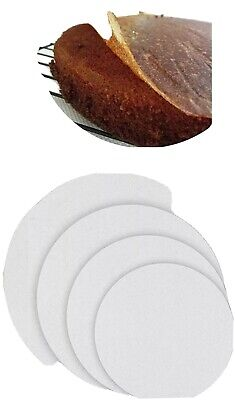 £2.75 • Buy 50 Greaseproof Baking Cake Tin Liners Non Stick Paper Circles 6  7  8  9