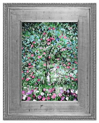 $ CDN478.40 • Buy Gustav Klimt - Tree Of Life - Oil Painting Signed - With Frame - 102x82cm