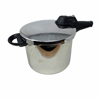 £41.69 • Buy FAGOR MULTIRAPID 6 Liter PRESSURE COOKER Stainless Steel Induction