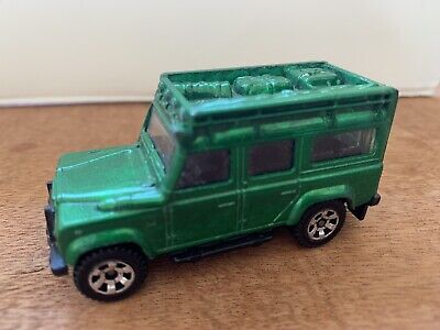 £7.99 • Buy Matchbox Land Rover 110 Defender Green Body  4x4 Off Road Toy Model Car