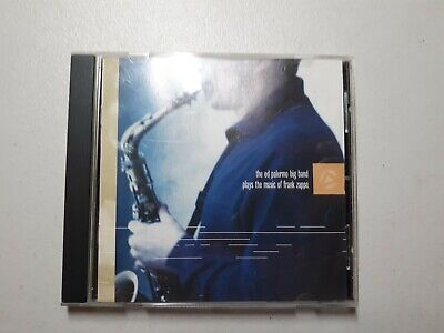 £32.98 • Buy The Ed Palermo Big Band Plays The Music Of Frank Zappa CD CIB Astor Place 1997