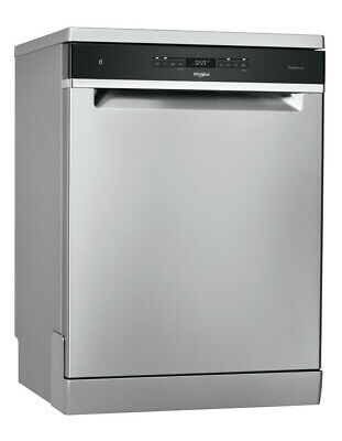 View Details Graded Whirlpool WFO3O41PLX 60cm Stainless Steel Dishwasher RRP £499 • 429.00£