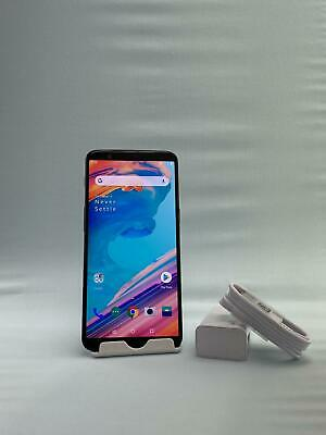 AU167.20 • Buy OnePlus 5T A5010 Duos 64GB Mirror Black! Works On GSM Carriers! Dual Sim!