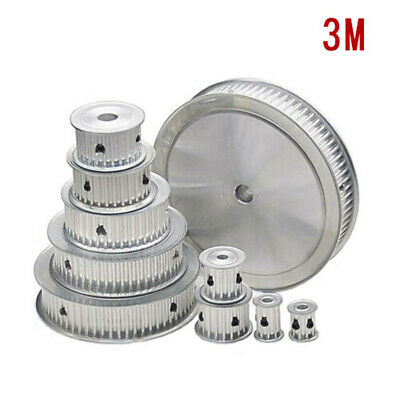AU5.13 • Buy 3M14T-120T Timing Belt Pulley Synchronous Wheel Without Step For 15mm Width Belt