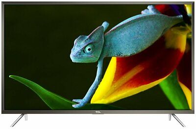 AU449 • Buy QUHD TCL 50P20US 50 Inch 4K LED LCD QUHD ANDROID TV NETFLIX HDR Pro Freeview